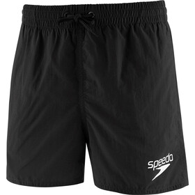 "speedo Essential 13"" Watershorts Jongens, black"